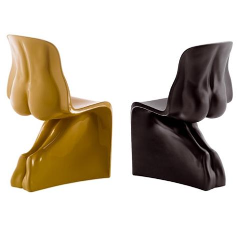 Modern chair design by Casamania