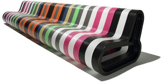 Couch modular sofa programme design: FEEK