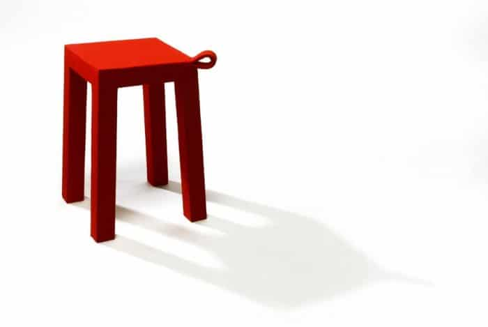 handle stool