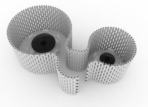 Link modular system design: Pearson Lloyd