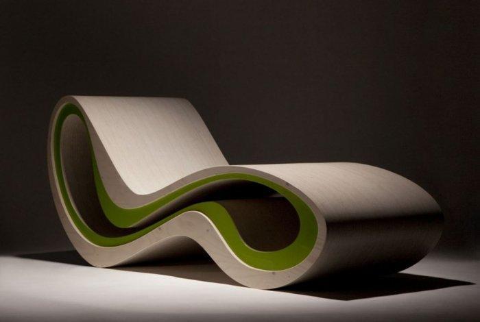 Lounge Chair by Karim Rashid