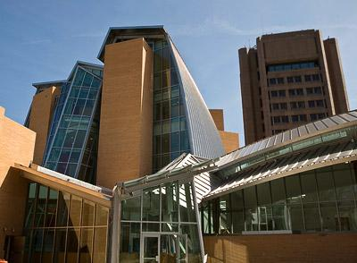 Modern Architecture Design U2013 Princeton Universityu0027s Lewis Library