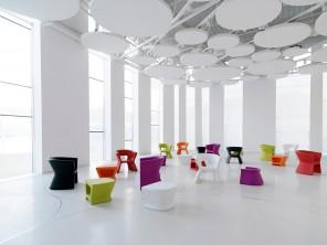 Modern furniture design by Karim Rashid