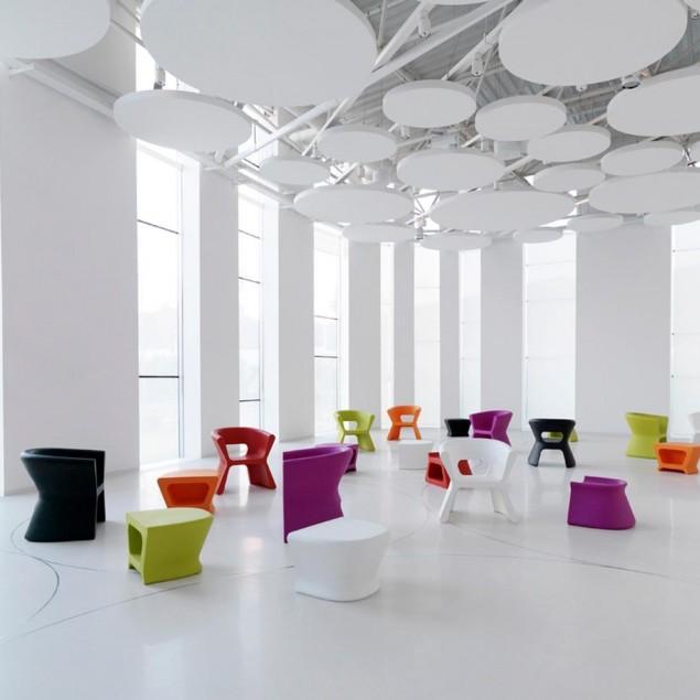 Modern furniture design by Karim Rashid