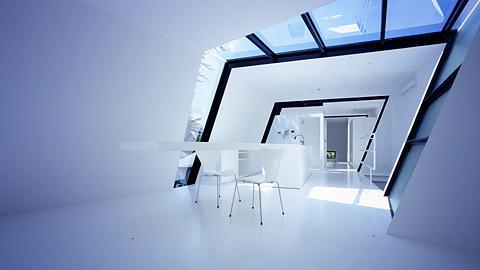 Modern House Interior in Tokyo