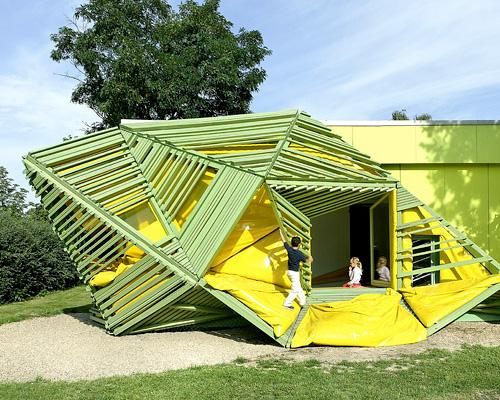 Modern interior design of school in berlin germany - Architecture and interior design schools ...