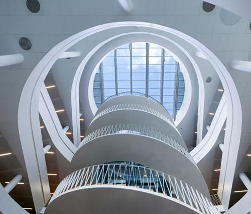 The staircase – un ultumate interior design solution.