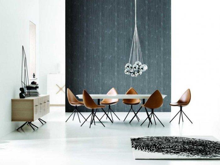 Table and Chairs by Karim Rashid