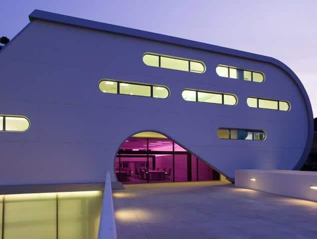 Software company in Empoli – industrial architecture.
