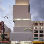 Architectural Design – Museum of Contemporary Art, NY
