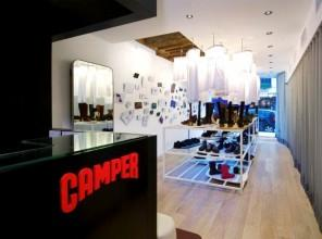 Camper Store Design in Paris