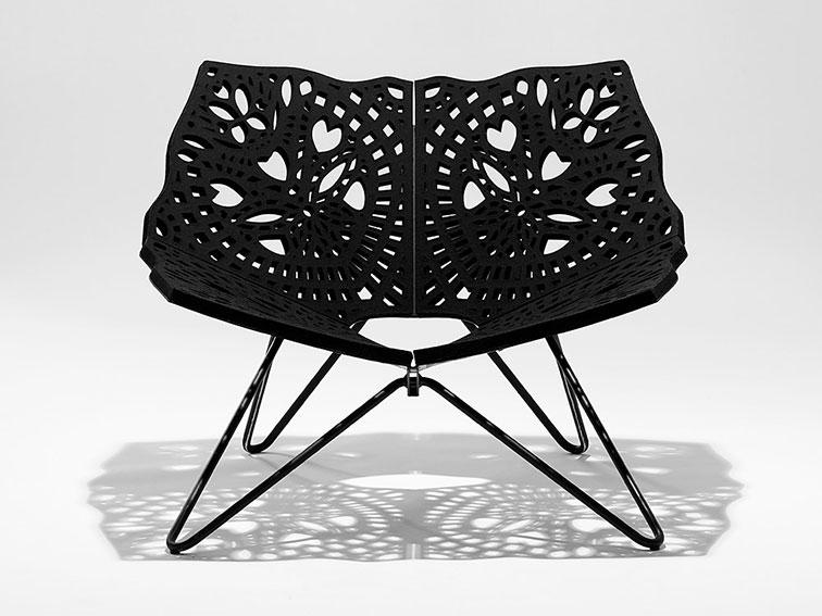 A modern chair can be the perfect element in your modern home.
