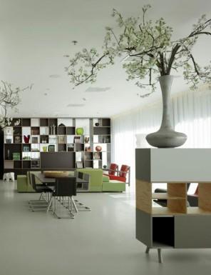 The interior of CizitzenM hotel chain.