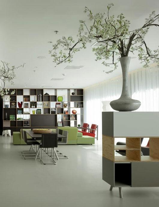 Hotel designs the interior design of citizenm chain for Design hotel chain
