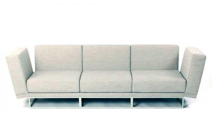Designer Sofa.