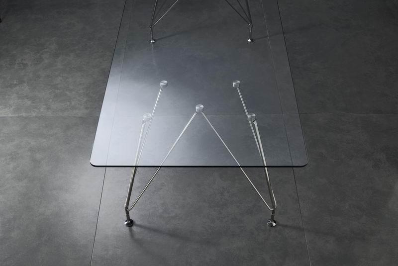 The table is a part of the contemporary furniture. If this object is used wisely, it can change every room and transform it into a really modern place.