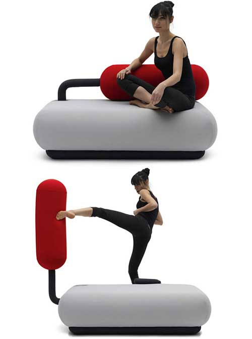 Craeative ideas for the furniture in home by Campeggi
