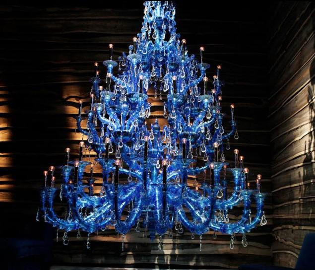 Crystal chandeliers lighting