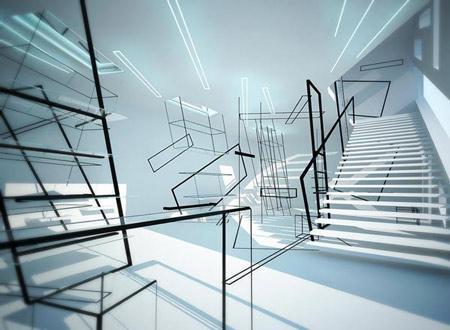 Conceptual Installation.