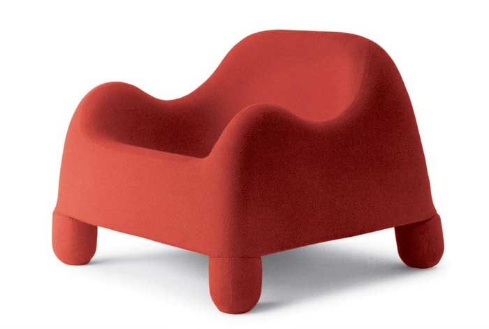 Furniture nowadays – a modern home chair design.