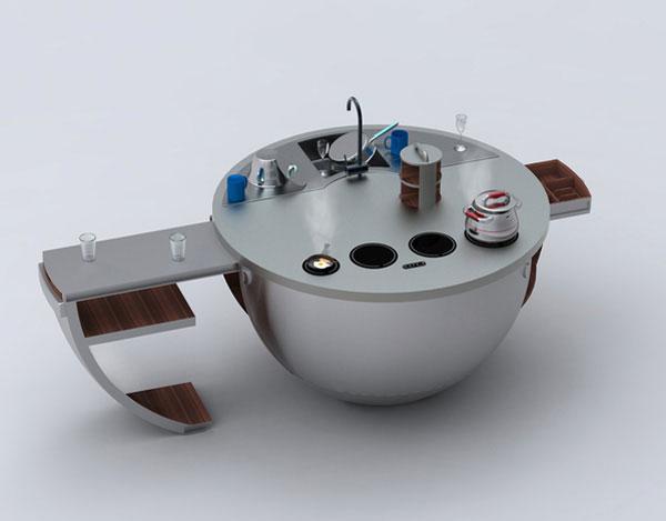 Designed by Adriano Conti, Corrado Galzio, and Alex Innamorati.