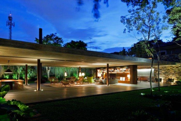 The Interior Design is made by Marcio Cogan