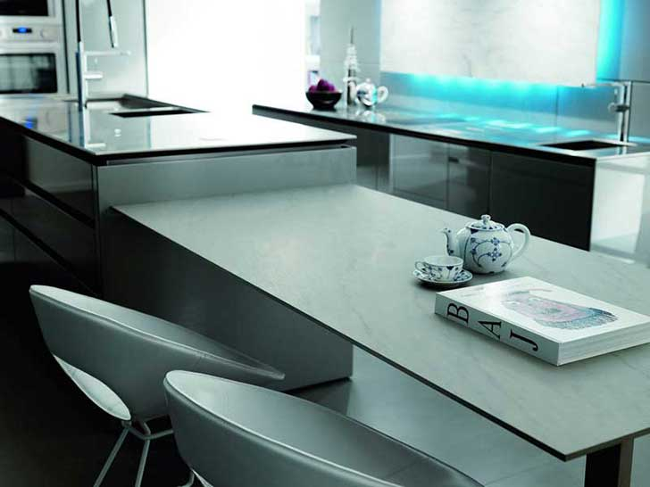 Ideas for a modern kitchen by designers of Toncelli