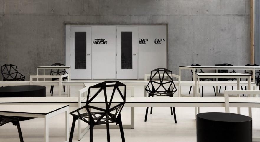 Modern Interior Design of School in the Netherlands ...