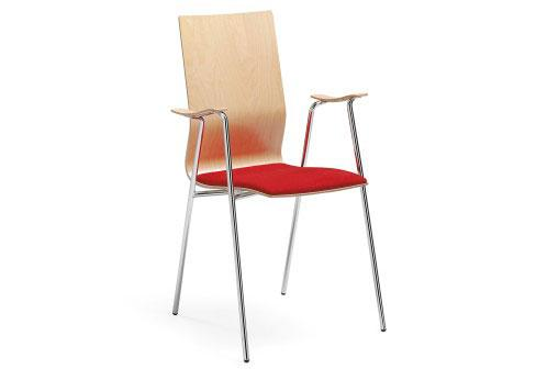 This piece of furniture is suitable for every kind of modern office.