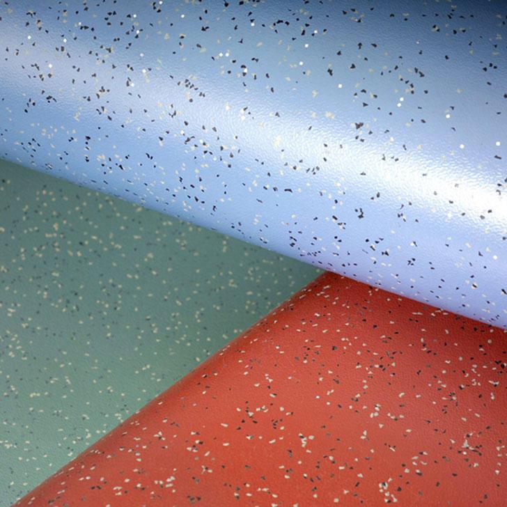 Commercial Rubber Flooring by Nora
