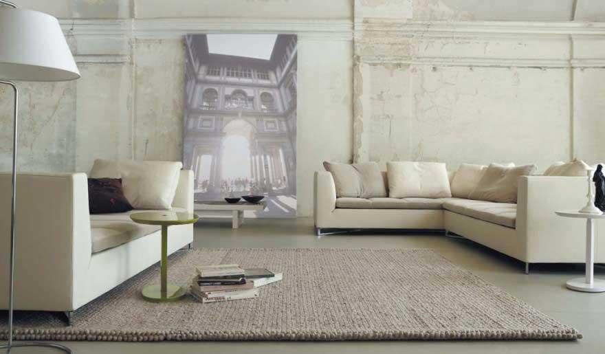 Living Room Sofa by Ligne Roset.