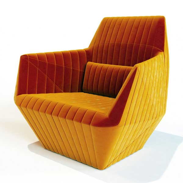 Comfortable armchair by Ligne Roset.