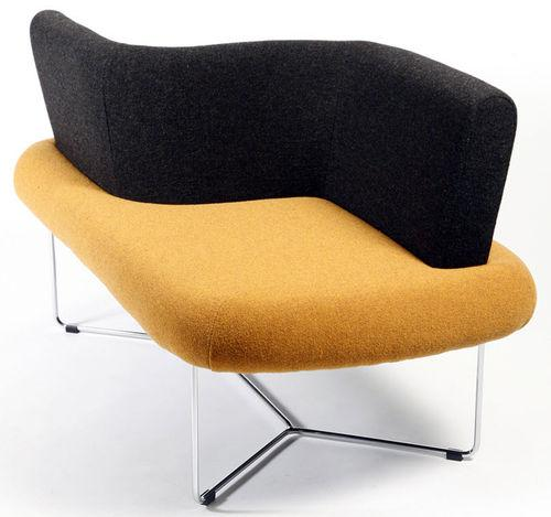 All the materials that are used create an uniquely soft furniture.