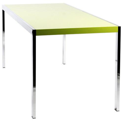 Great looking modern table.
