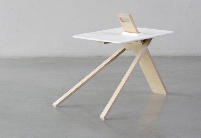 Brilliant tripod table furniture.