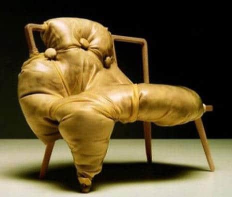 Bad Armchair Design