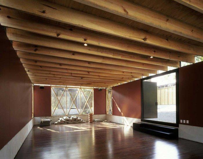 Interior Design - Modern Bodywork Center Architecural Design in Mexico