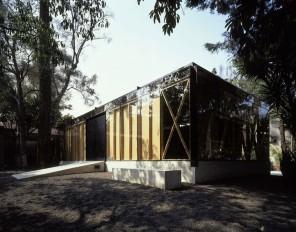 Modern Bodywork Center Architecural Design in Mexico