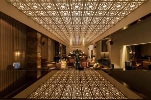 Bozen Bar - Modern Whiskey Bar Interior Design in Arquitectoss