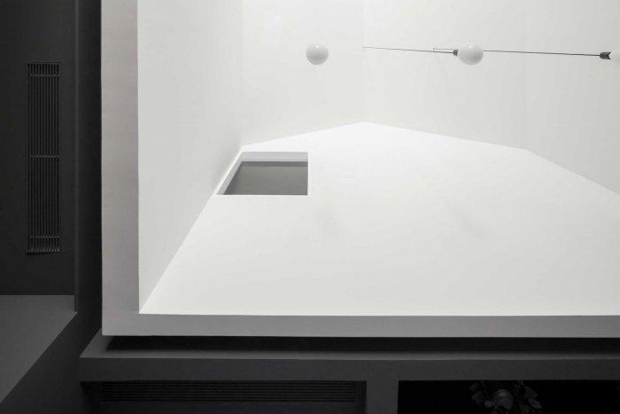 Ceiling - Stylish and Modern Dental Studio Design in Portugal