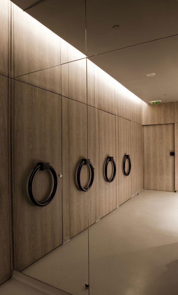 Commercial Interior - Modern Club Interior Design - Electric, Paris
