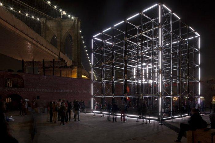 Construction - Origin - High Tech Architectural Installation in NY