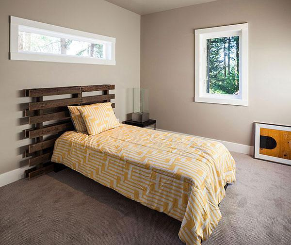 Contemporary Bedroom - Breathtaking Eclectic Modern House in Oregon, USA