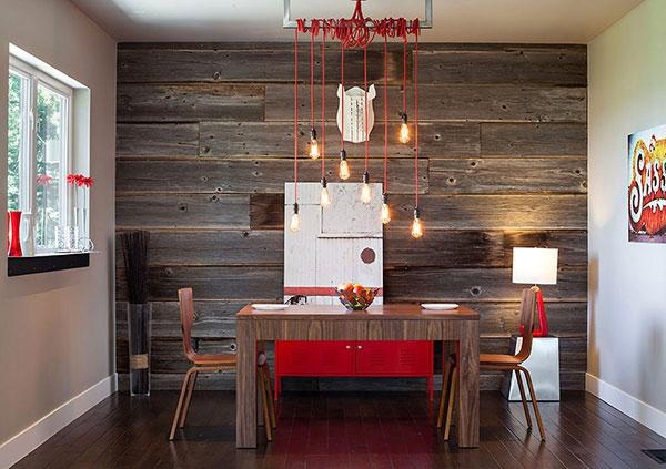 Contemporary Dining Room - Breathtaking Eclectic Modern House in Oregon, USA
