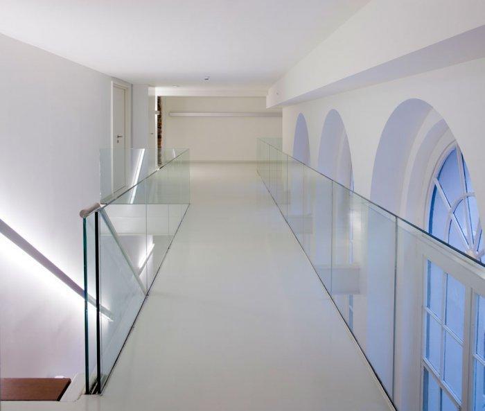 Contemporary Interior - University of Duesto with Renewed Interior Design