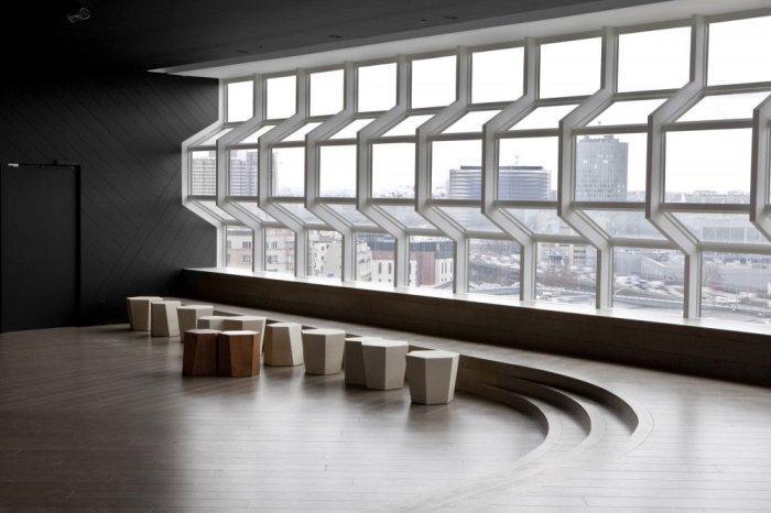 Dancefloor - Modern Club Interior Design - Electric, Paris