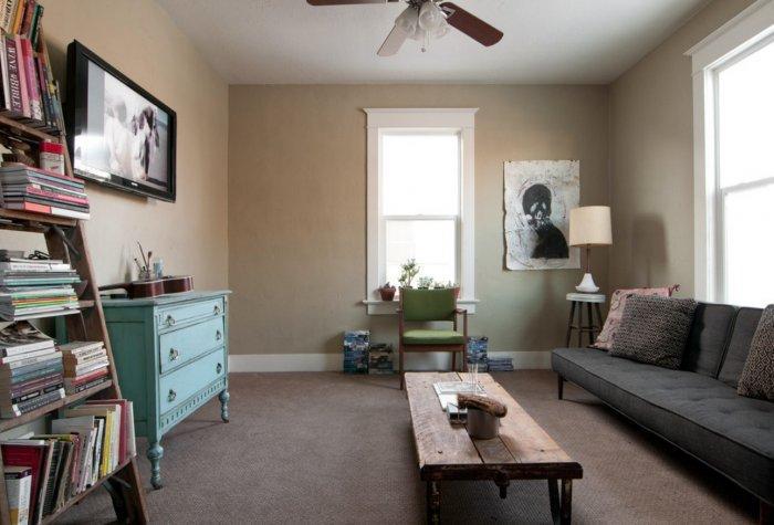 eclectic small apartment interior design in slc usa founterior