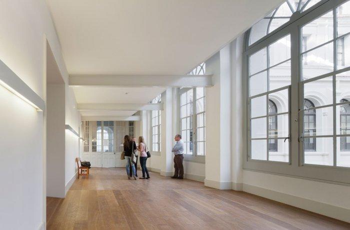 European Educational Building - University of Duesto with Renewed Interior Design