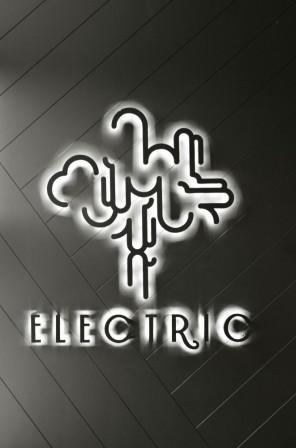 Modern Club Interior Design - Electric, Paris