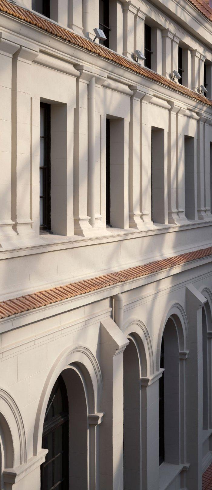 European Architectural Design - University of Duesto with Renewed Interior Design